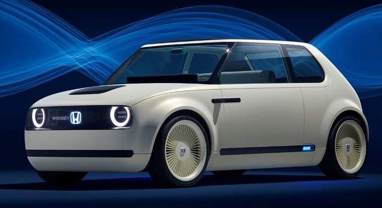 Honda Urban EV Concept: el eléctrico futurista que llegará en 2019