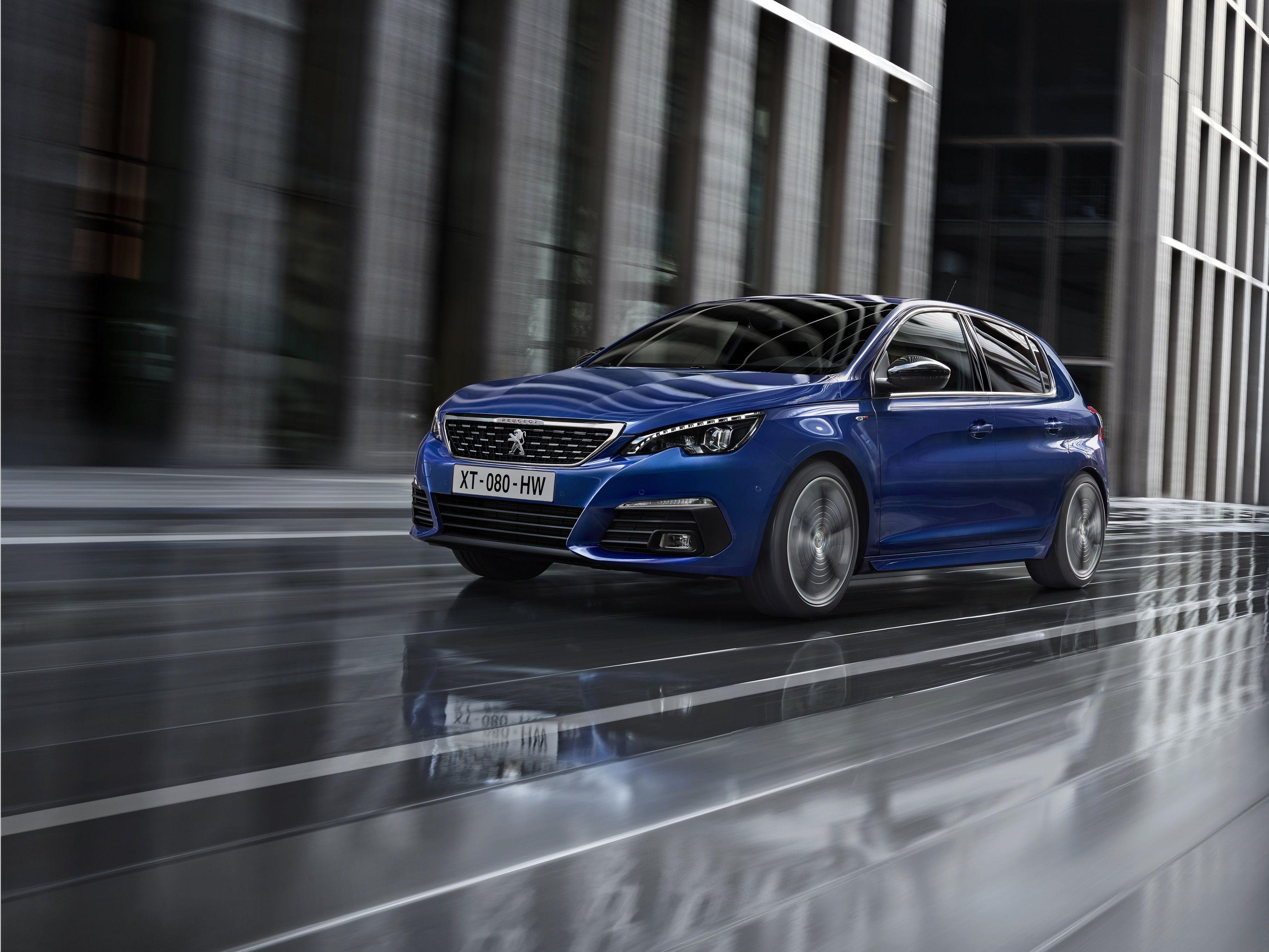 La Red Comercial Peugeot recibe el Nuevo 308 con Jornadas de Puertas Abiertas