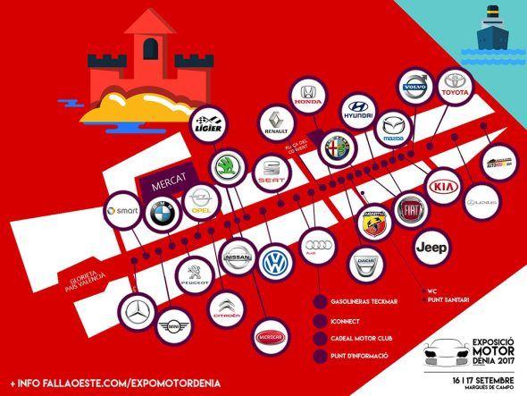 ¡EVENTO CANCELADO! Auto Dénia Motors en la 9º Feria del Motor de Dénia