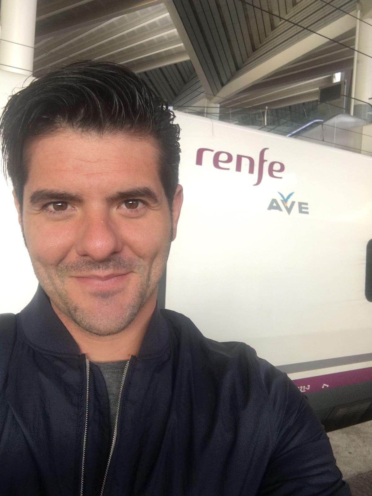 Marc Utches, assessor comercial d'Augusta Car, viatja a Madrid per convertir-se en el millor venedor dels concessionaris Hyundai