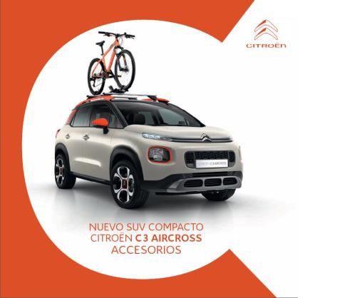 ACCESORIOS C3 AIRCROSS