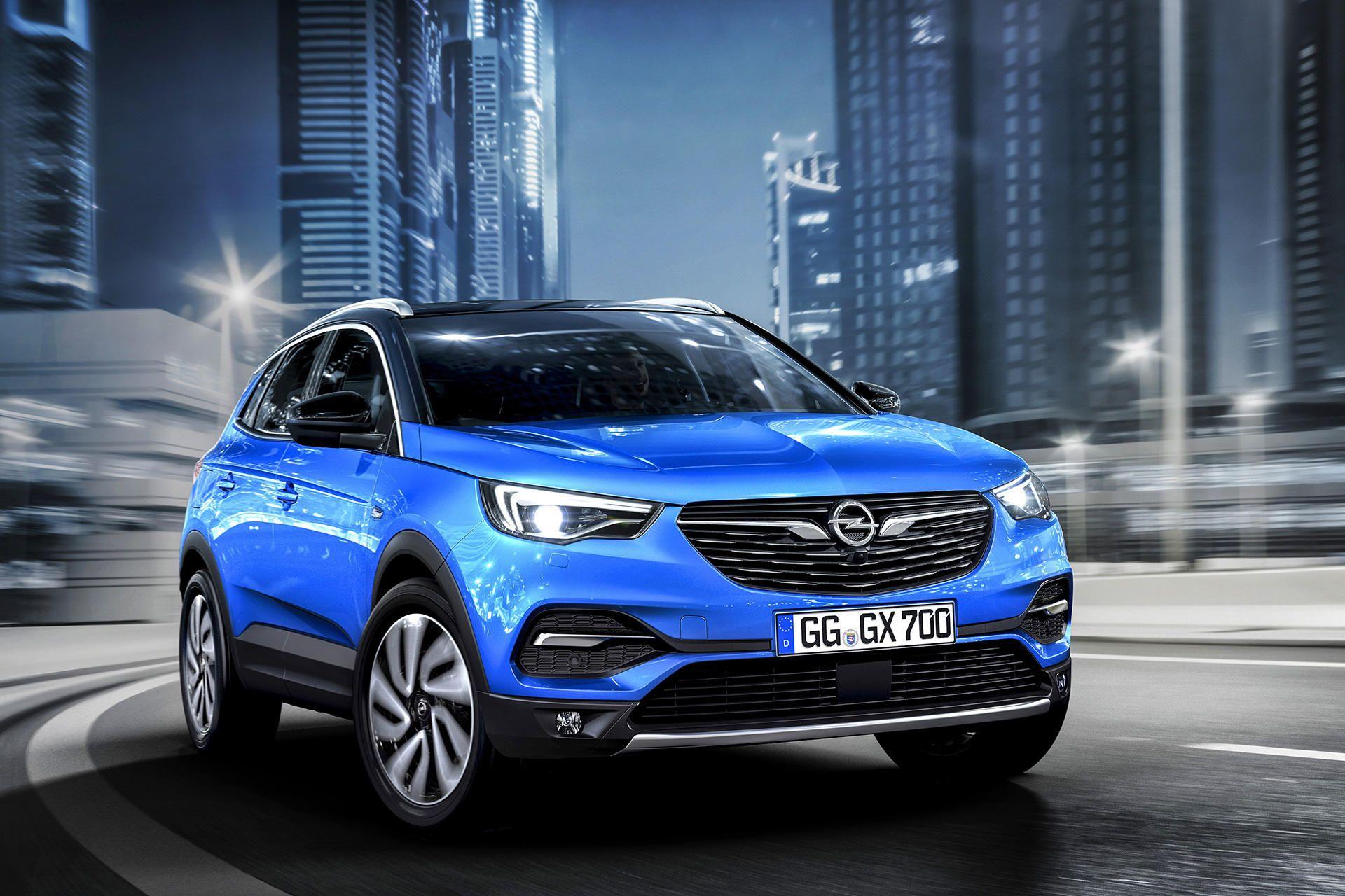 Opel Grandland X, calidad material y estética