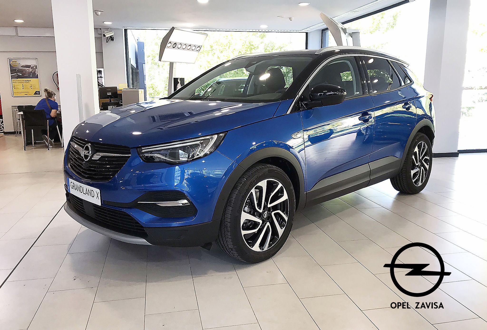 El Nuevo GRANDLAND X ya está en Opel Zavisa
