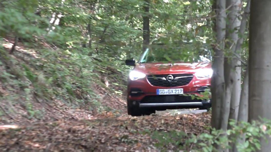 Así es el nuevo #Opel Grandland X