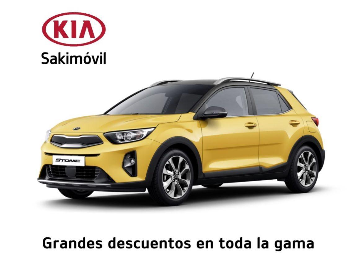 El nuevo Kia Stonic trae descuentos en toda la gama en Kia Sakimóvil