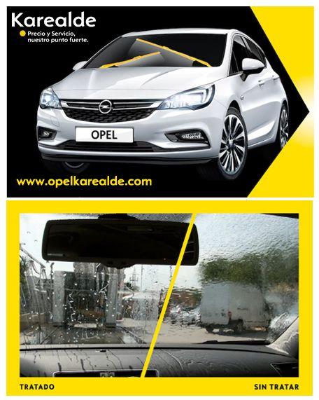 Para una visión perfecta, cambia las Escobillas de tu Opel