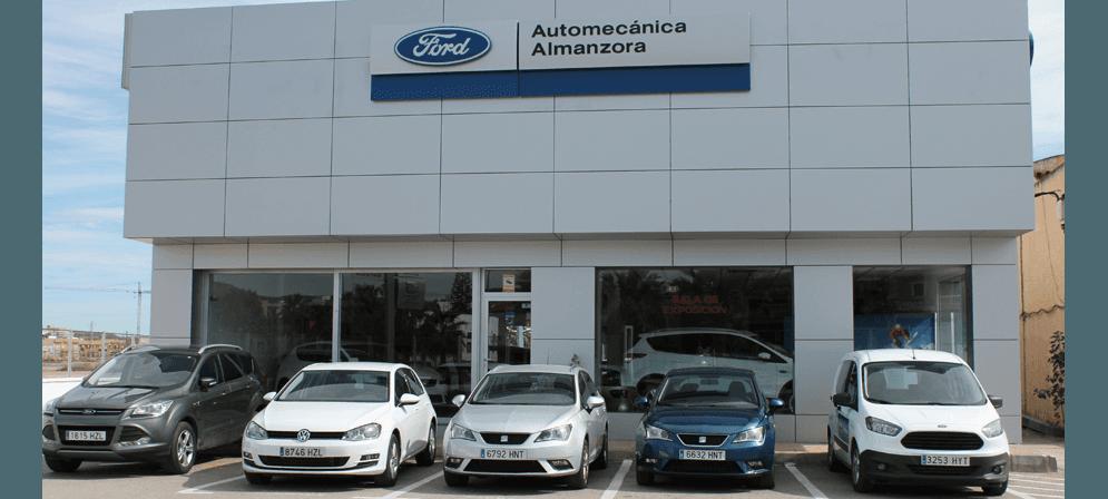 Automecanica Almanzora Servicio Ford Seat Volkswagen En Cuevas Del Almanzora Almeria Coches Segunda Mano Nuevos Y De Ocasion En Almeria