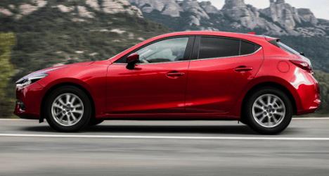 Mazda apuesta por la eficiencia de sus vehículos