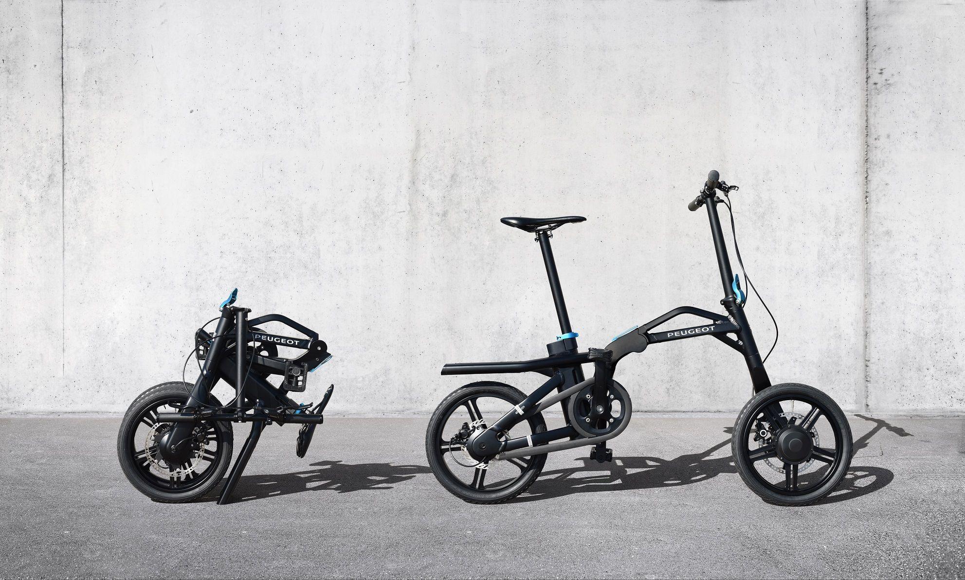 Peugeot lanza los regalos más exclusivos para estas Navidades: la bicicleta eléctrica eF01 y los molinillos diseñados por Lalique