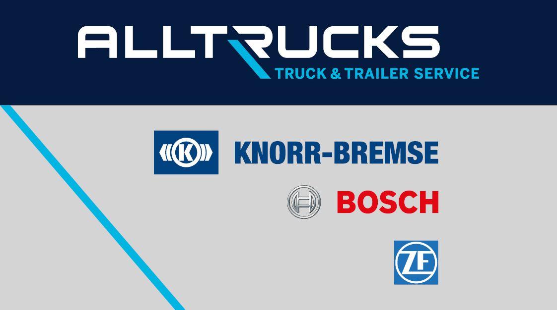 ALLTRUCKS. Trucks & Trailer Service