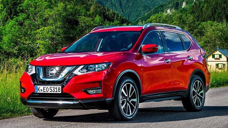 El nuevo Nissan X-Trail, listo para escribir otro capítulo en su historia de éxitos