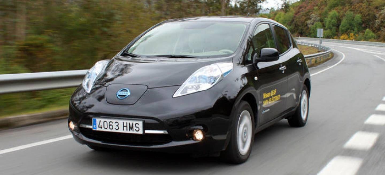 Nissan lidera el Mercado de vehículos eléctricos en el mes de Julio