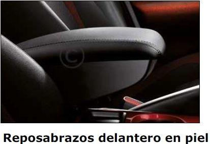 ¡OFERTA! REPOSABRAZOS DELANTERO PIEL NISSAN JUKE 180€