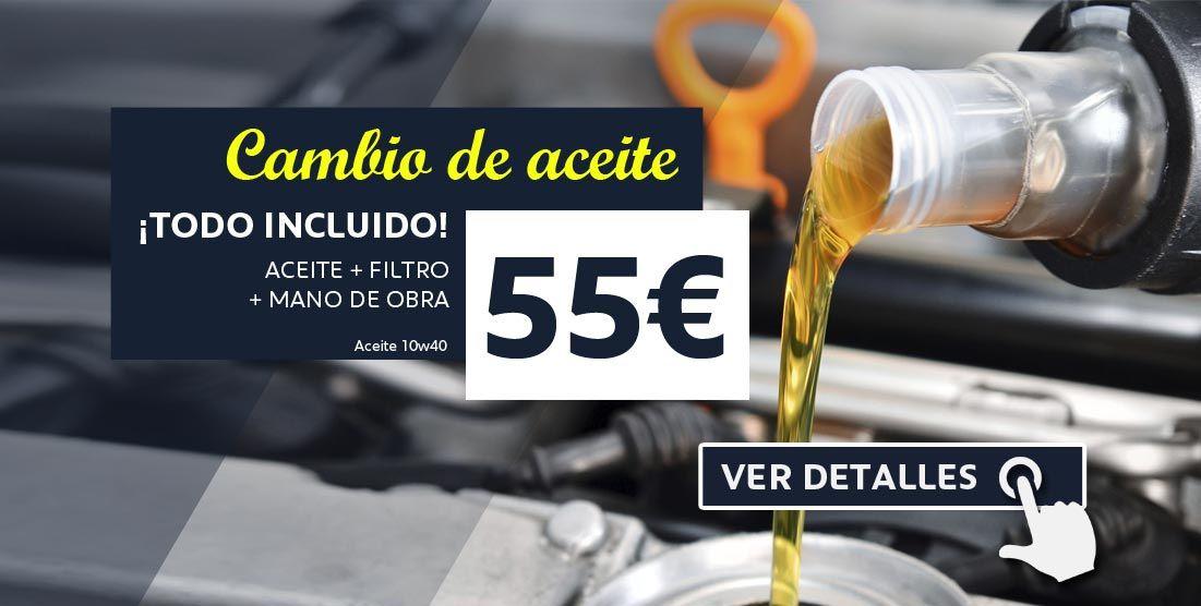 Peugeot Sevilla: cambio de aceite