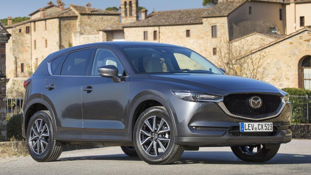 Mazda CX5: El superventas de la marca japonesa.