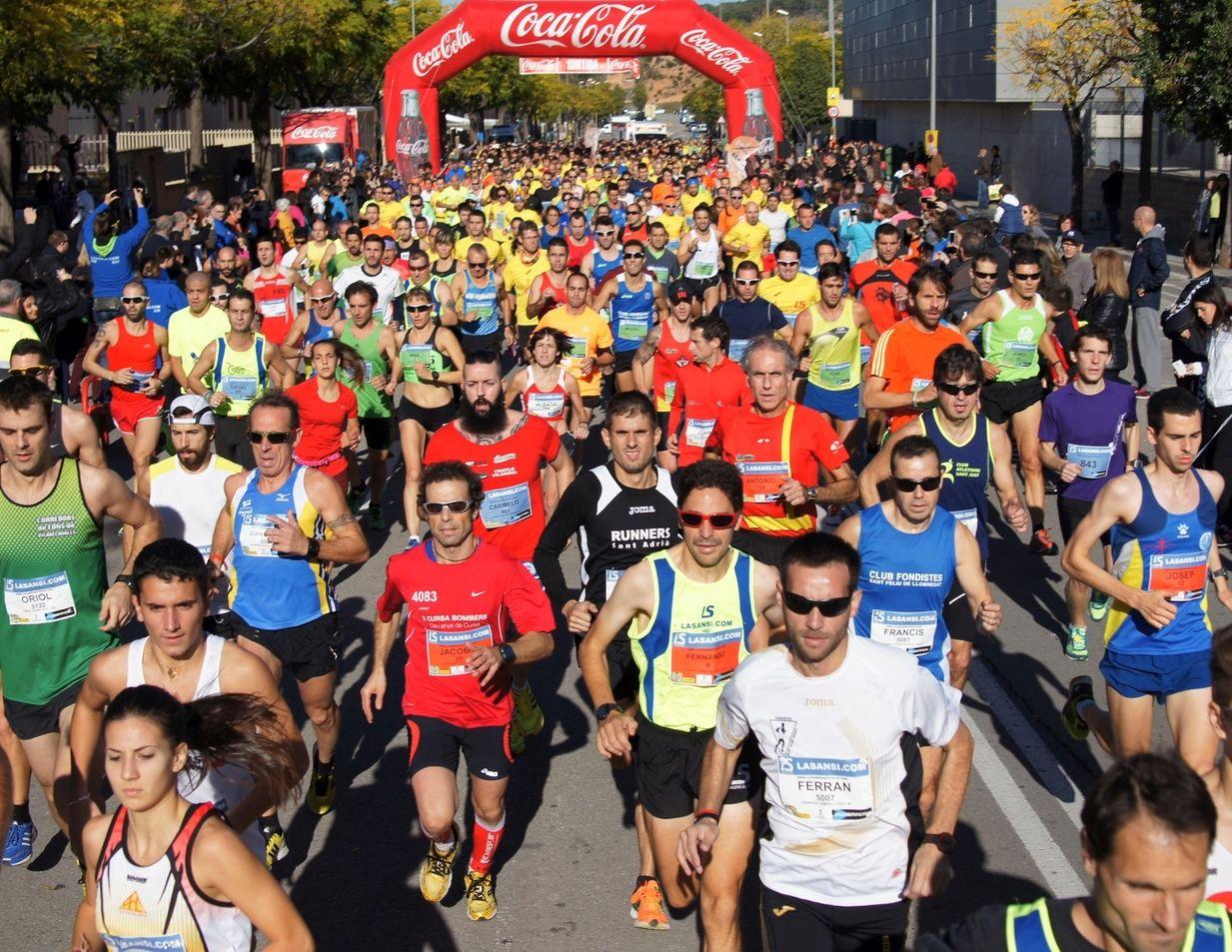 Sorteo 5 dorsales para 6a Sansi Sant Feliu de Llobregat