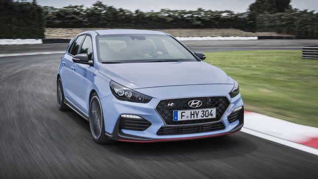 Hyundai apuesta por la linea hot hatchback: El nuevo i30 N