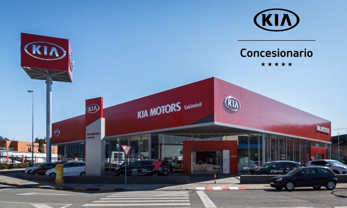 """Kia Sakimóvil, denominado """"Instalación 5 estrellas"""", garantiza la mejor experiencia y satisfacción de sus clientes"""