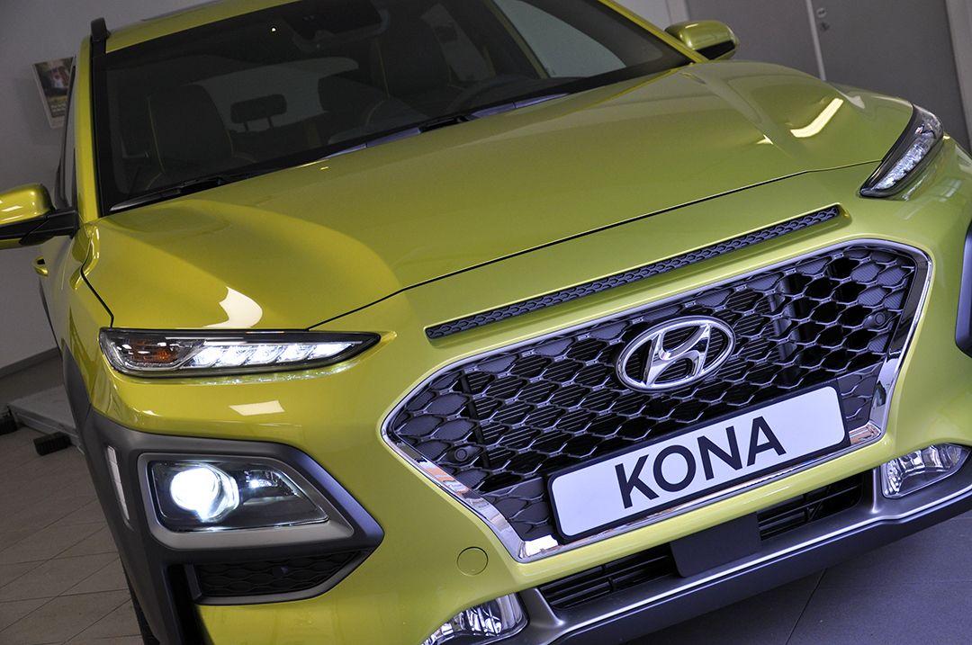 El esperado Hyundai Kona llega a los concesionarios Augusta Car