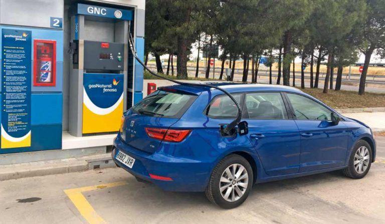 SEAT apuesta por el uso del gas natural en sus coches.