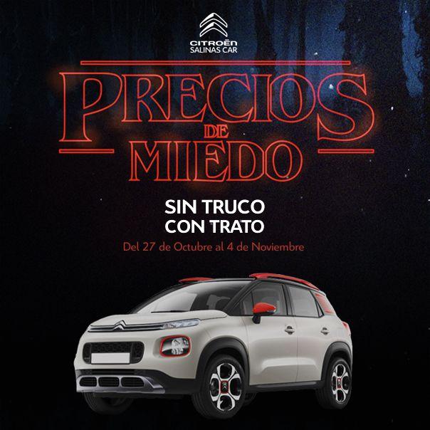 Precios de Miedo en Citroën Salinas Car