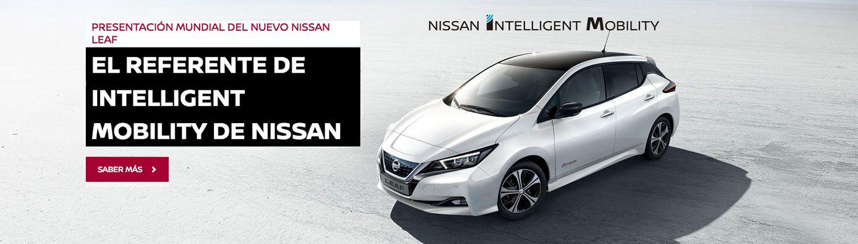 Presentación Nissan Leaf