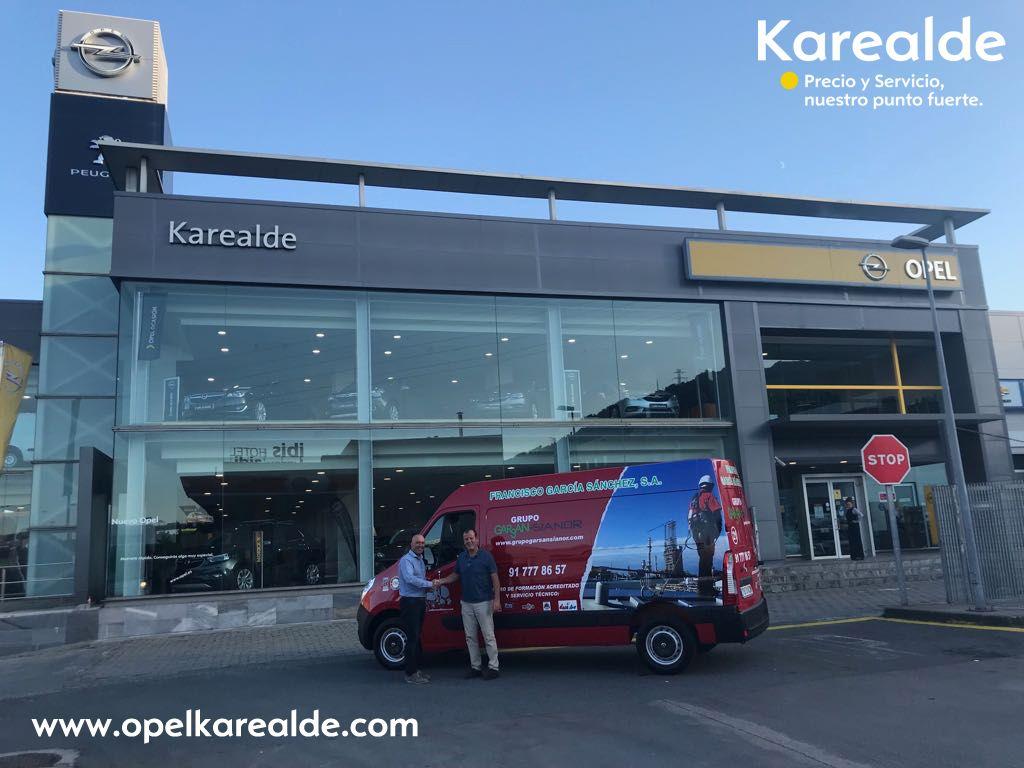 Noticias Karealde Business Center. Octubre