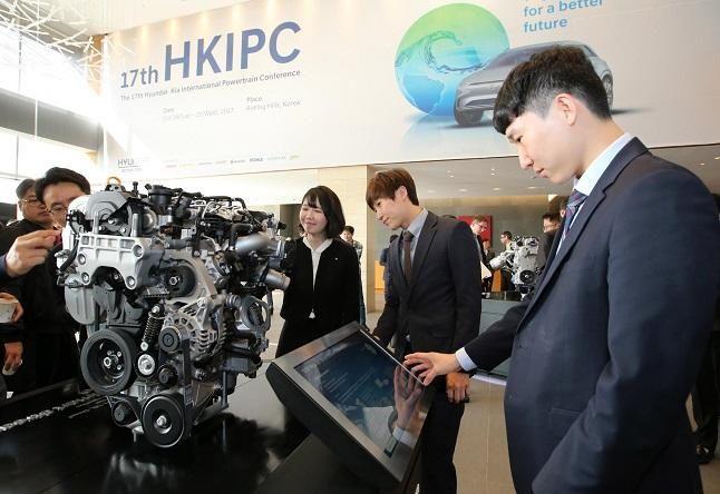 Hyundai y su nueva gama de motores: Un futuro cada vez más próximo