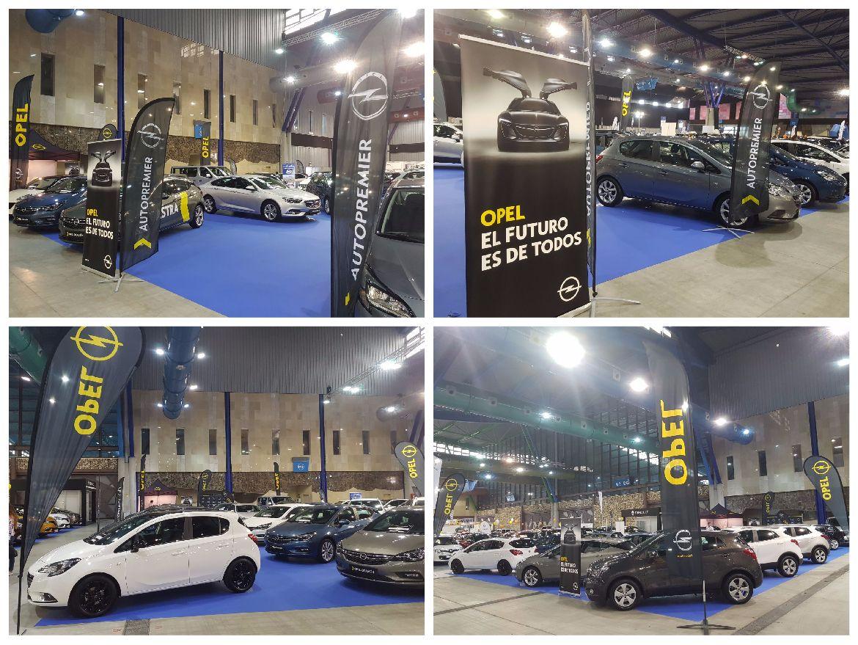 Autopremier participa en el 6º Salón del Motor de Ocasión 2017