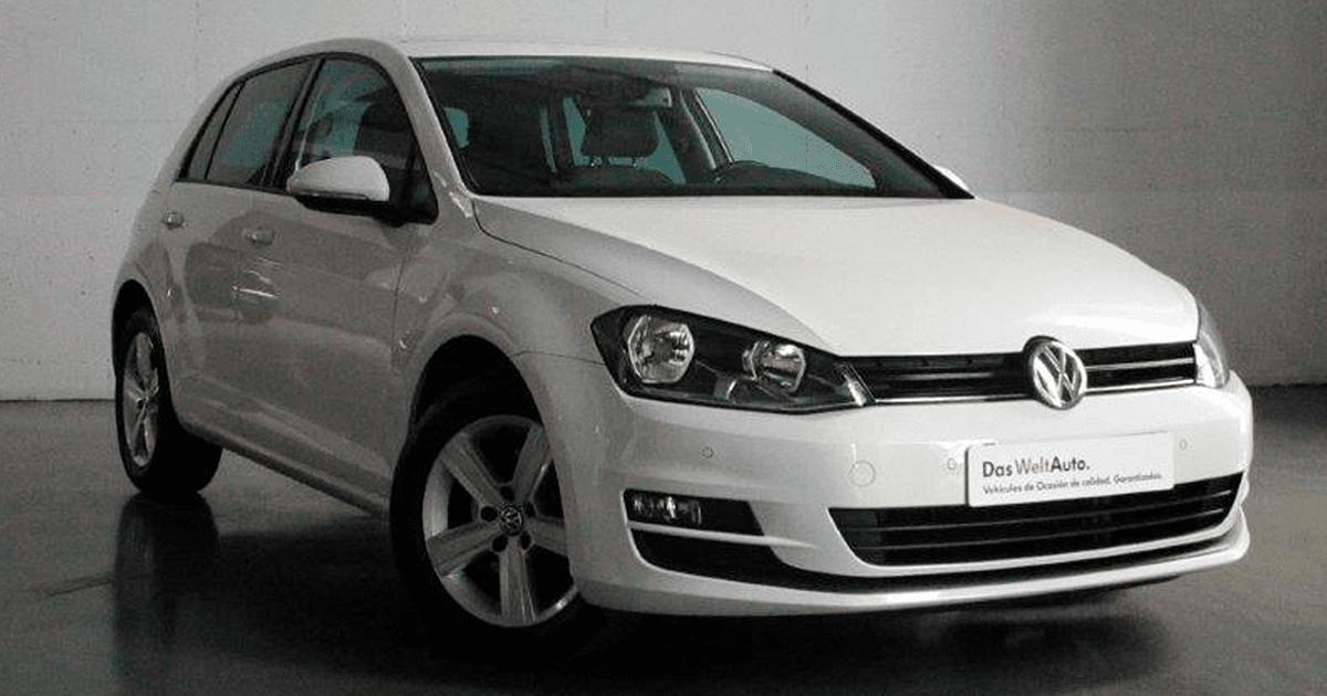 OFERTA Volkswagen Golf 1.6 TDI Advance BMT 81 kW (110 CV) AHORA 14.900 €