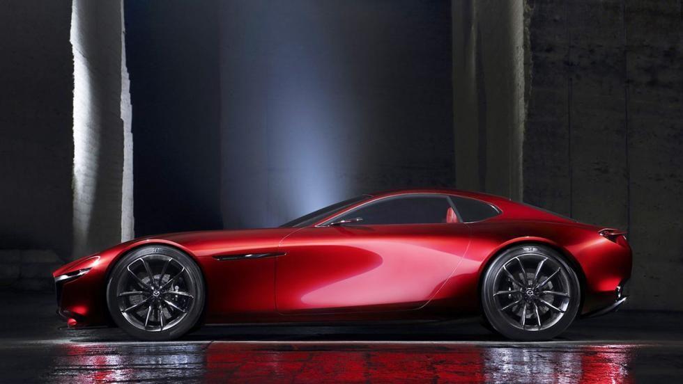 Mazda no dejará nunca de sorprendernos.