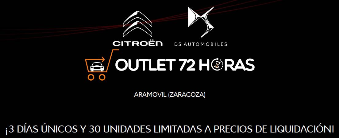 OUTLET 72 HORAS