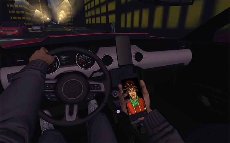 Ford Reality Check: una app para concienciar sobre las distracciones al volante
