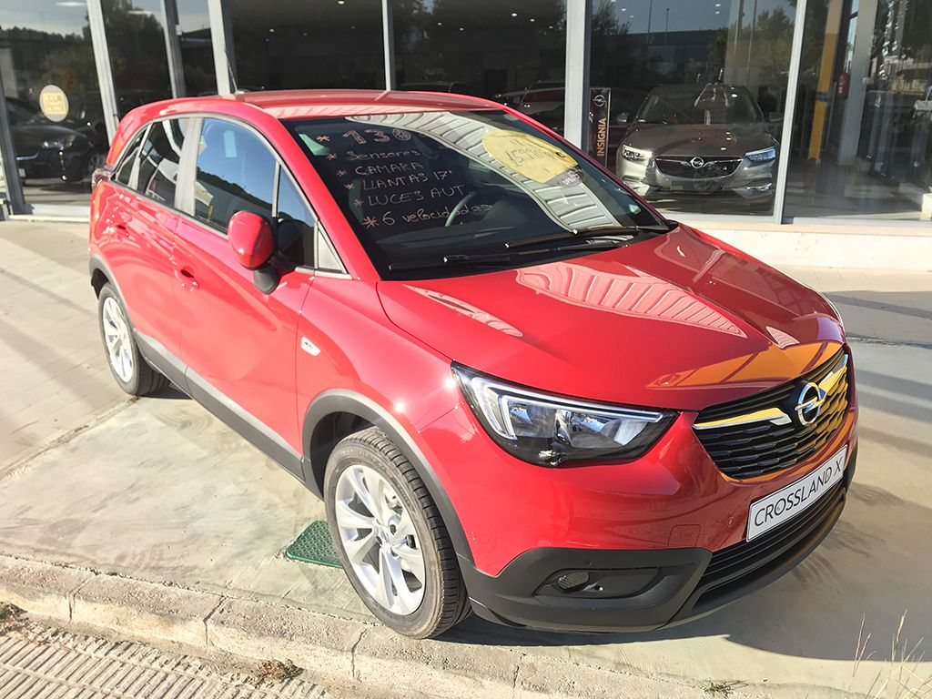 Black Days 2017 - Opel Crossland X por 15.990€
