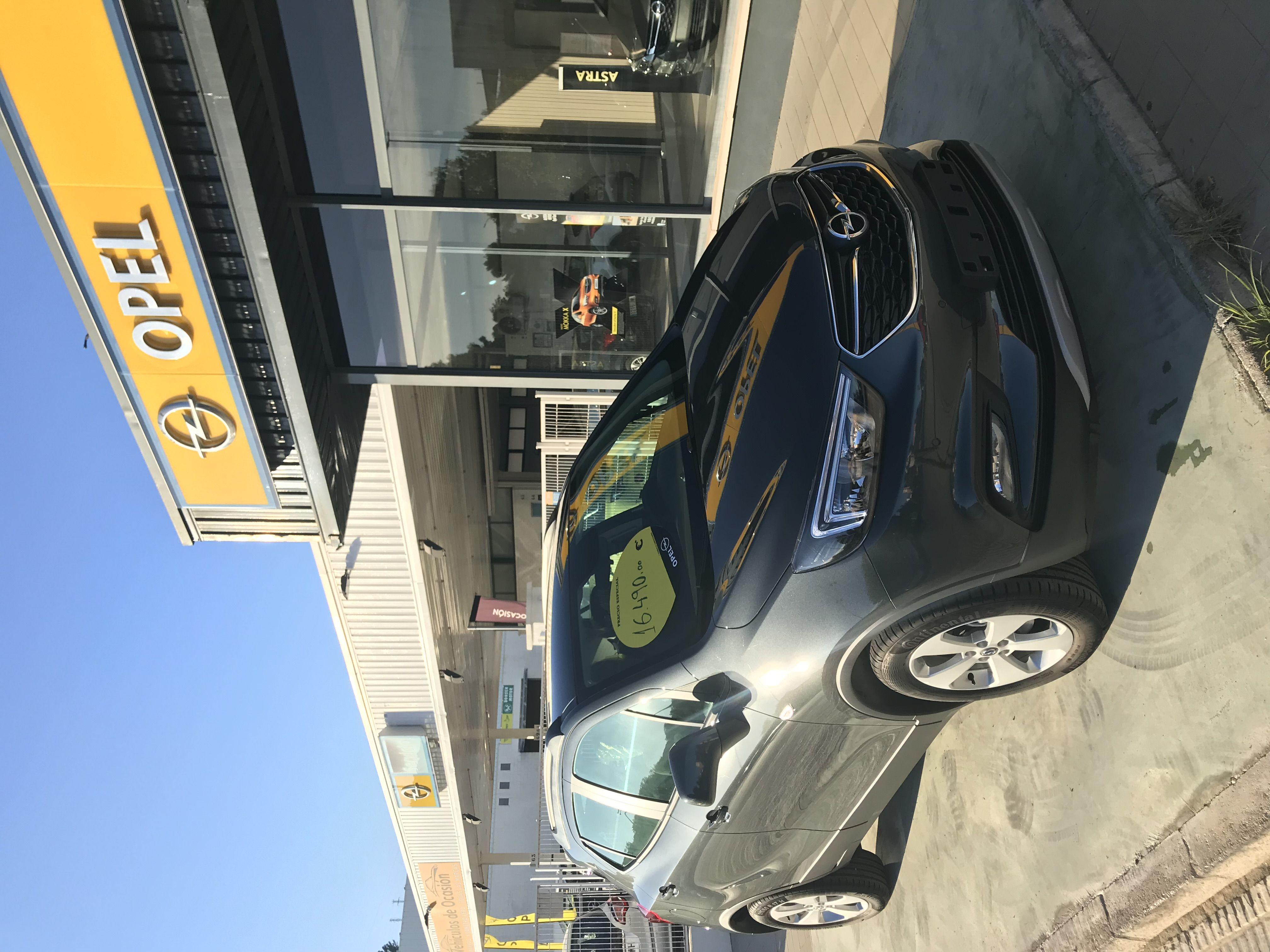 Opel Mokka X 1.4T por 16.490€ ¡Corre que vuela!