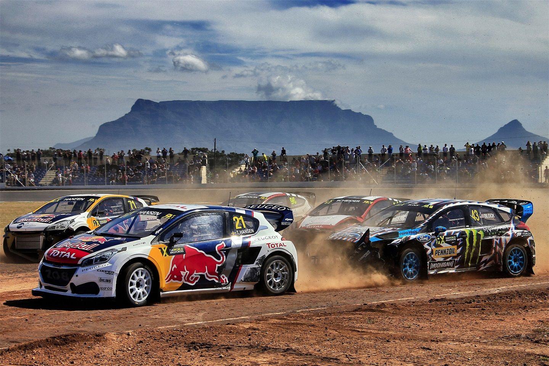 El Team Peugeot Hansen, subcampeón del Mundo de Rallycross*