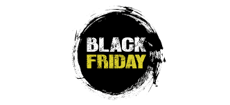 Hoy es viernes, desde hoy hasta el 25 de noviembre todos los días son BLACK FRIDAY.