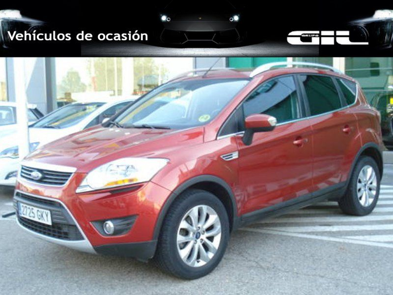 Ford Kuga 2.0 tdci 136cv 8900€ financiado