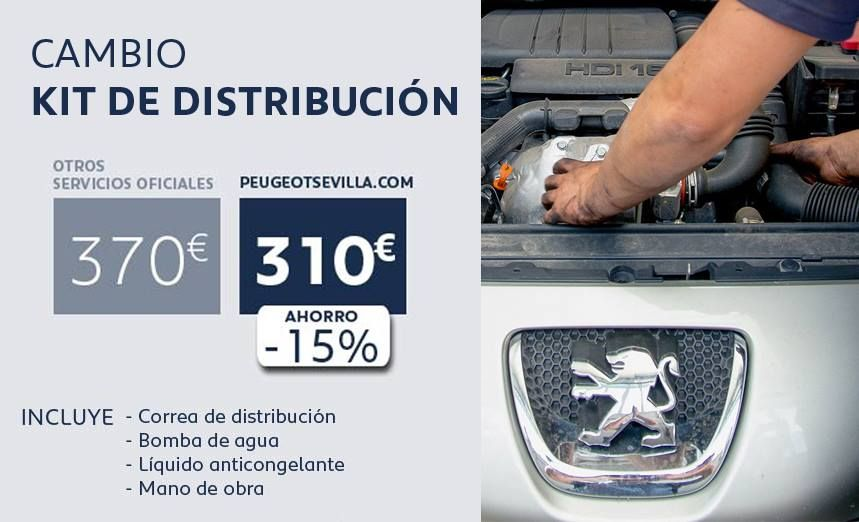 Cambio de Kit de Distribución