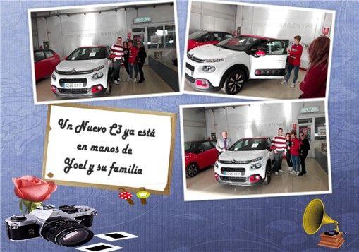 Un Nuevo C3 ya está en casa de Yoel y su familia