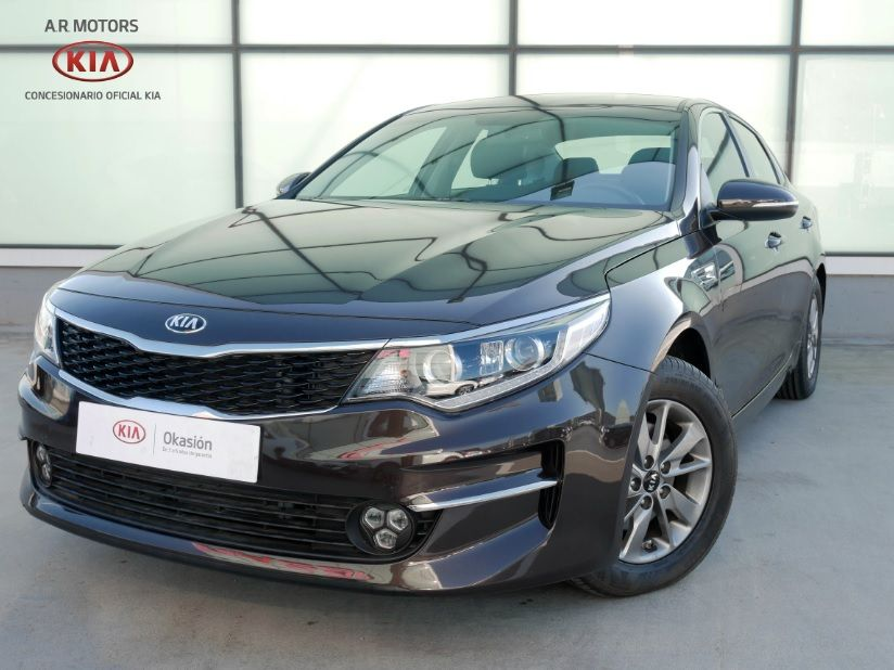 Kia Optima 1.7 CRDi VGT Concept Eco-Dynamics Pluto Brown por 19.500€*