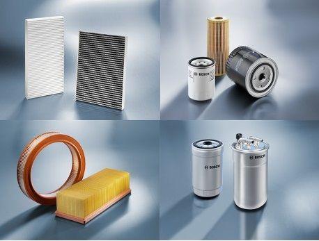 Filtros de Bosch: los guardianes del motor