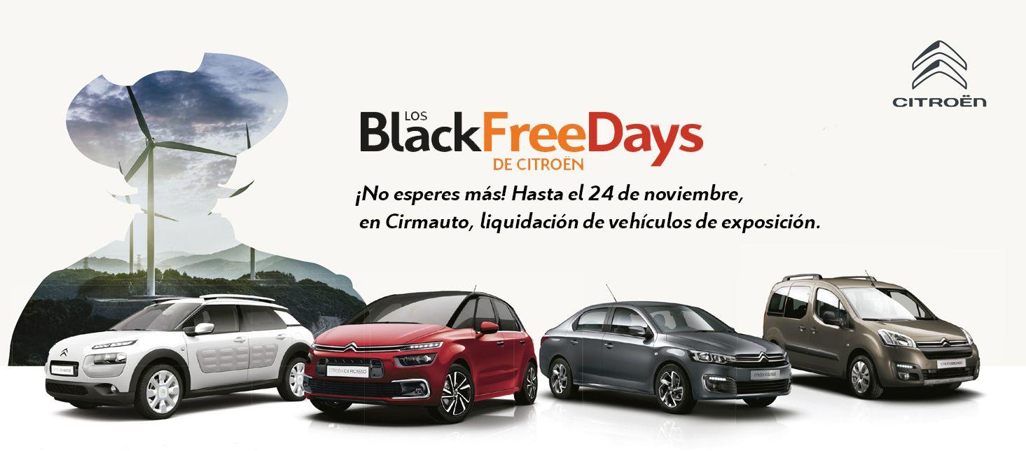 BLACK FREE DAYS VEHÍCULO NUEVO