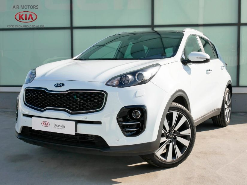 Kia Sportage 1.7CRDi Eco-Dynamics Emotion por 23.600€*