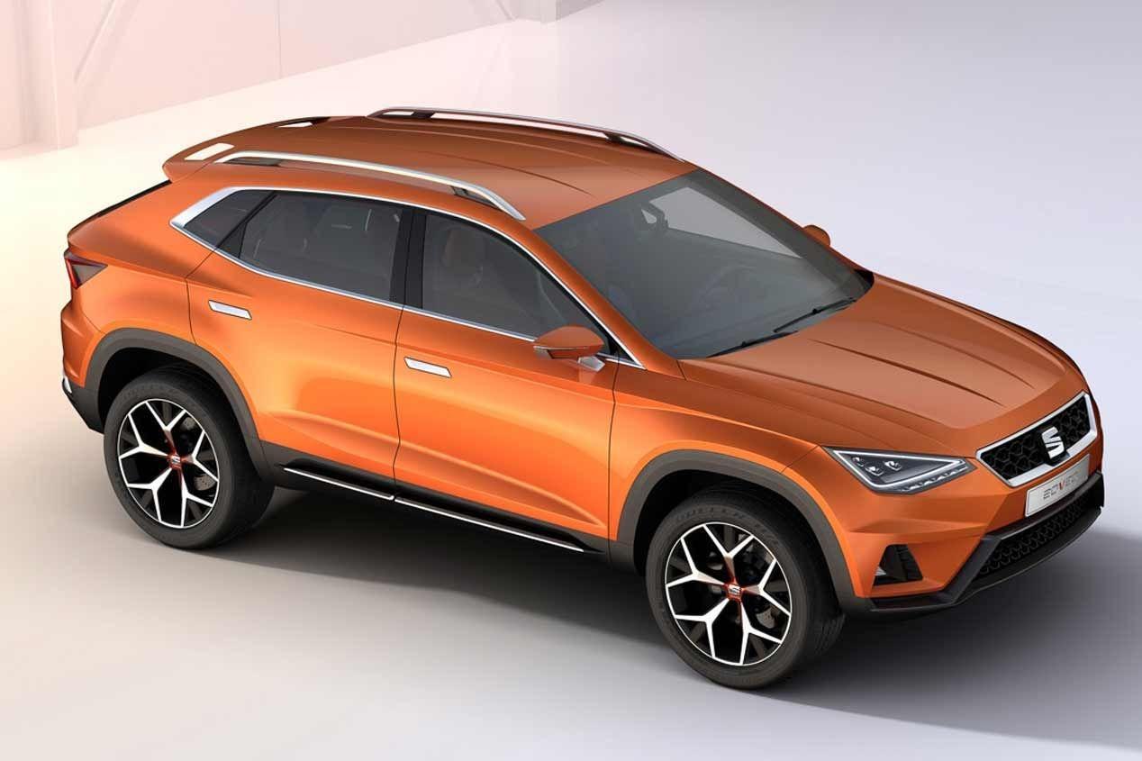 Seat lanzará 6 nuevos coches hasta 2020