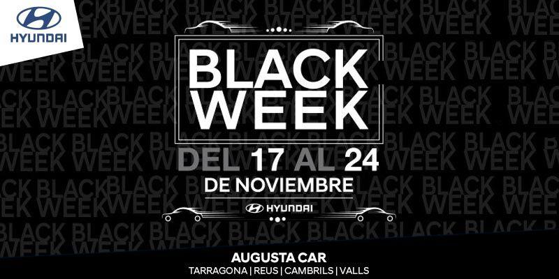 Black Week de Hyundai. Només fins al 24 de novembre