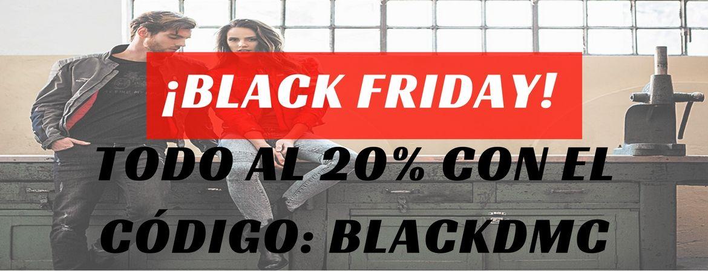 Black Friday en la Tienda Online de Deusto Moto Center, ¡20% de descuento en TODO!