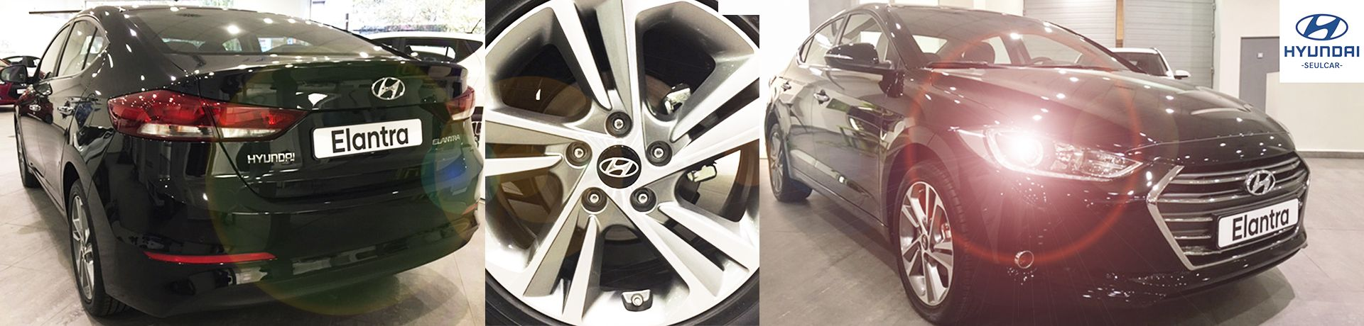 Única unidad disponible: Hyundai Elantra CRDI 1.6 136 CV DT Tecno Full Equipe
