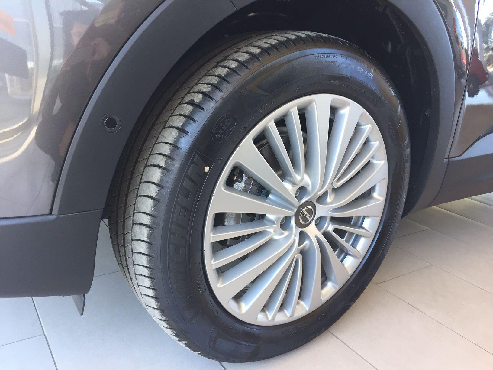 Neumáticos prohibidos