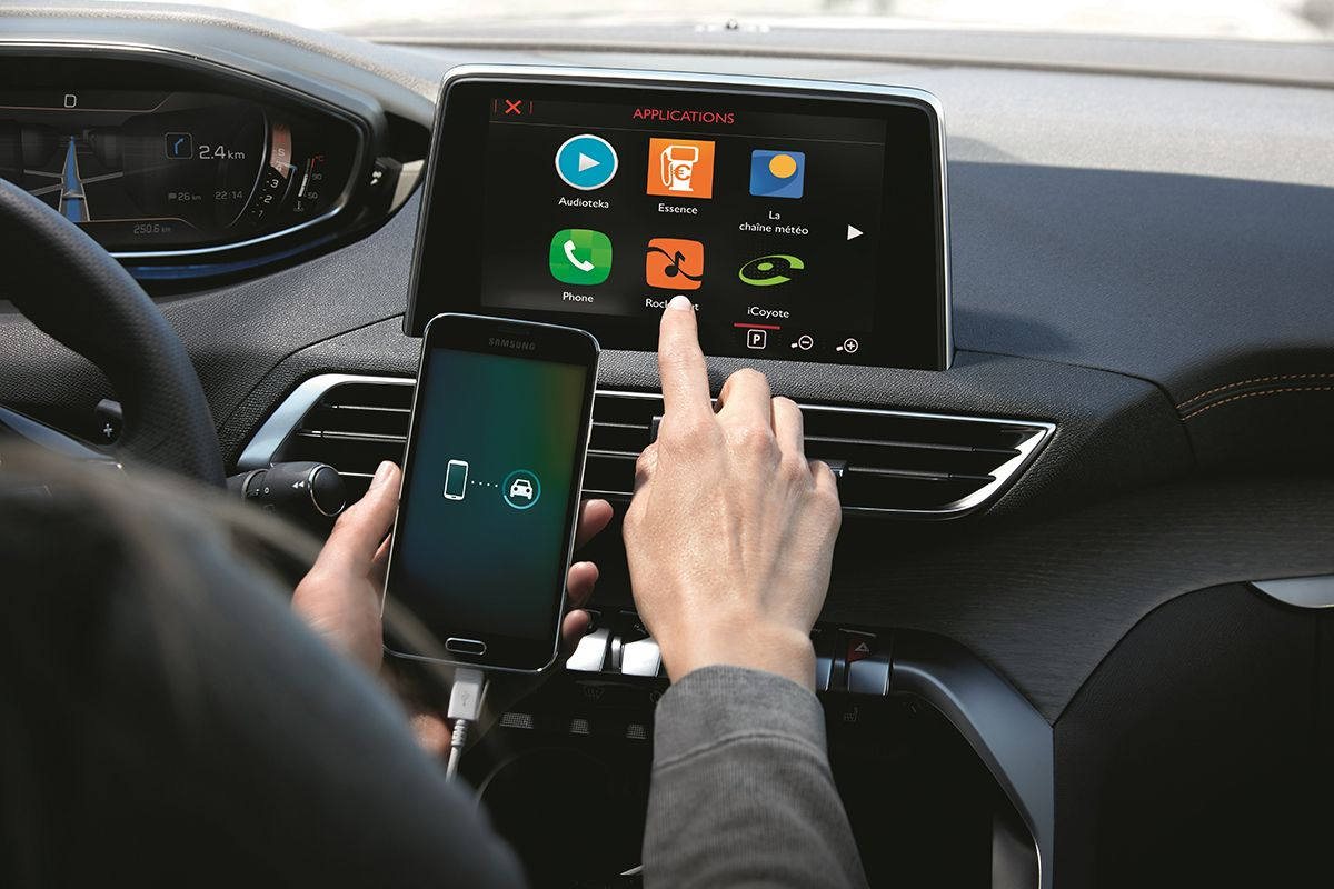 Instala MyPeugeot, una app para gestionar toda la información de tu Peugeot